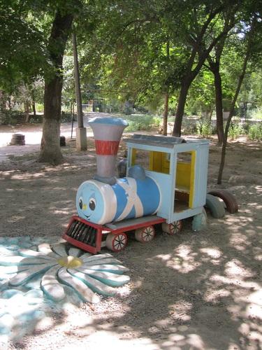 sklyarevskiy: Детская площадка своими руками