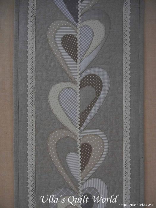 06 DSCN6529 Table runner hearts, quilt pix OK+NIMI (525x700, 269Kb)