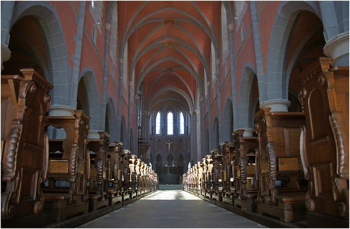 Mонастырь ордена цистерцианцев Мариенштатт 23741