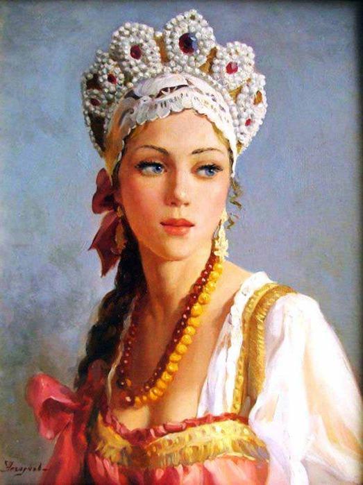 Украинские женщины фото 5 фотография