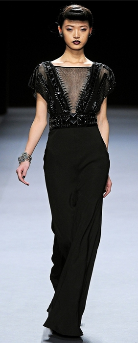 Jenny Packham Collections Fall Winter 2012-13 (282x700, 107Kb)