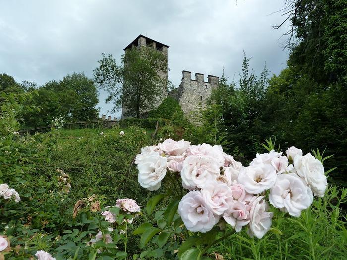 Замок Зумелле - Castello di Zumelle 75134