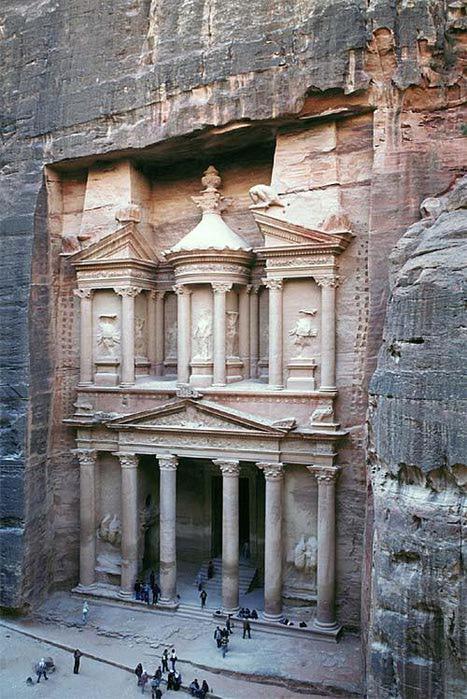 Петра, Иордания (467x700, 87Kb)