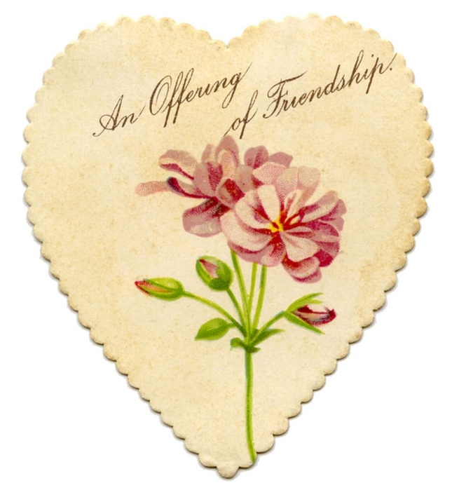valentine garland vintage image GraphicsFairy2 (645x700, 213Kb)