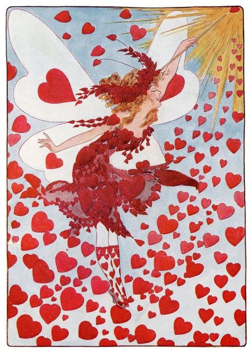 ValentineFairyPrintableVintageGraphicsFairysm (498x700, 348Kb)