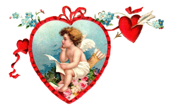 Vintage Valentine 2013 (700x461, 163Kb)