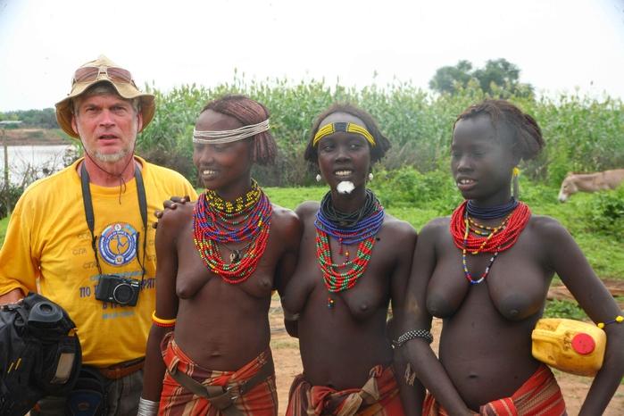 Путешественник Владимир Зайцев - дорогами Гумилёва в Африке     - фото 6