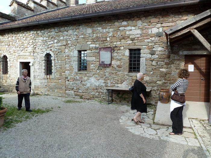 Замок Зумелле - Castello di Zumelle 65851