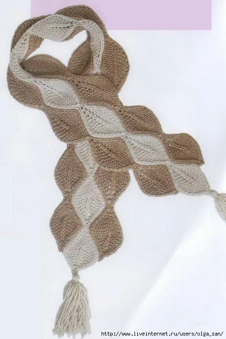 шарф (467x700, 176Kb)