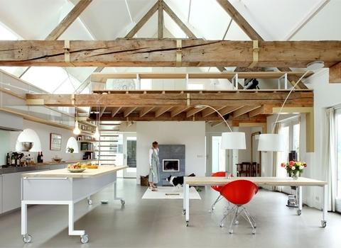 Простота интерьера вашей кухни