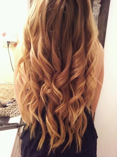 Как сделать кудри на волосах фото 342