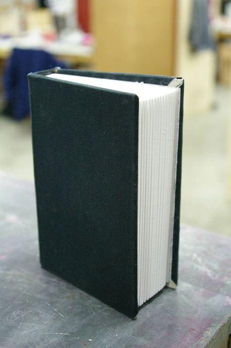 Как самому сделать книгу в переплете. Фотоинструкция