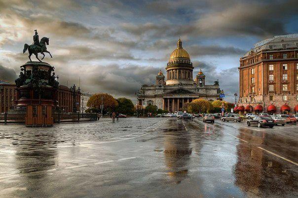 Суровый Санкт-Петербург (604x402, 51Kb)