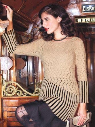 udlinennyj-pulover-spicami-s-raznocvetnoj-rezinkoj (330x439, 40Kb)