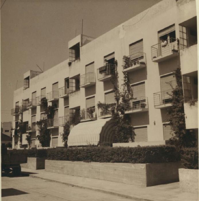 4 Новые дома, Тель-Авив, 2 июля (693x700, 321Kb)