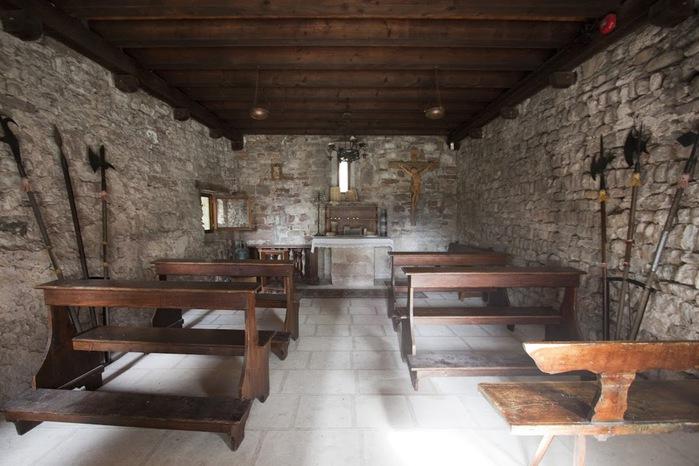 Замок Зумелле - Castello di Zumelle 53458