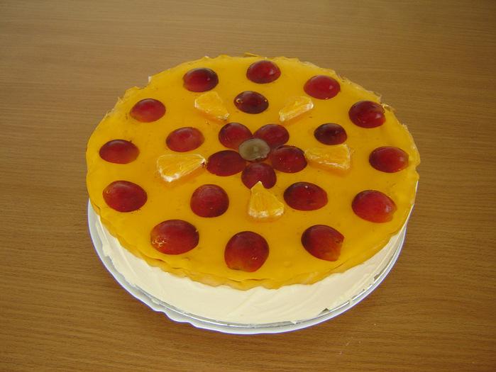 Жилейные торты с пошаговым фото
