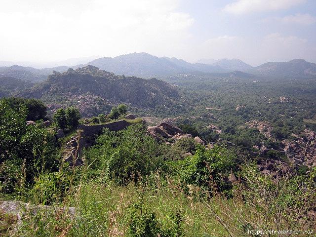 Крепость Джинджи, Индия, 67 (640x480, 312Kb)