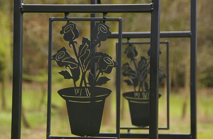 Рододендроновый парк-Westerstede Rhododendronpark. 97930