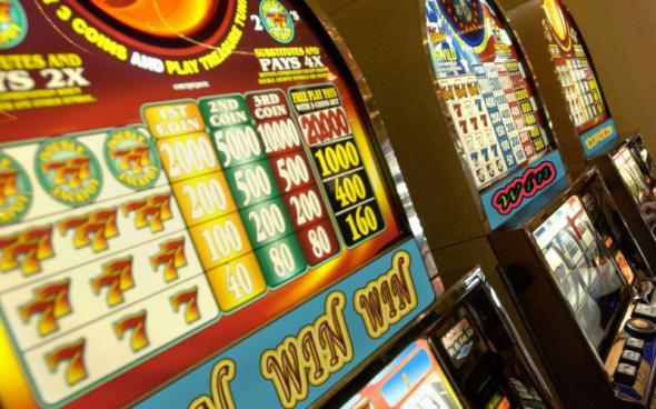 Когда возникли игровые автоматы игровые аппараты братва золото партии