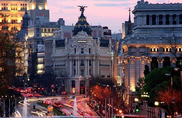 Мадрид, Испания (604x393, 79Kb)