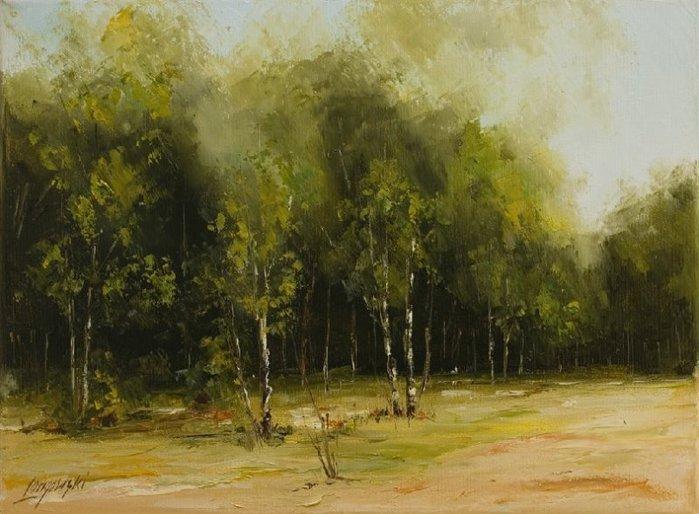 Молодой лес (700x514, 73Kb)