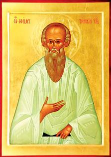 Святой Праведный Феодор Томский (223x315, 56Kb)