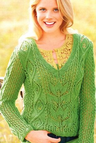 ajurnii-pulover (308x459, 79Kb)
