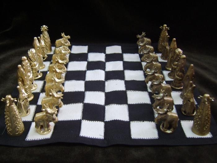 Настольная игра Шахматы: креативный подход!