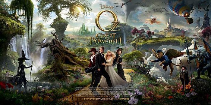 Оз: Великий и Ужасный/Oz the Great and Powerful (премьера РФ: 7 марта 2013)