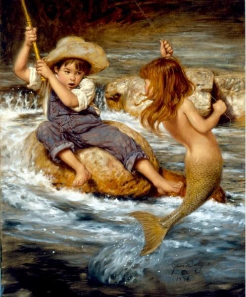 три рыбака кто автор