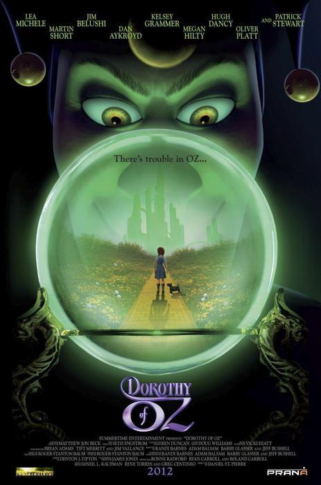 «Дороти из страны Оз» / «Dorothy of Oz» (2013)