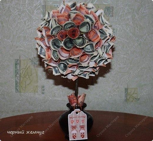 Корзинка с цветами из соленого теста