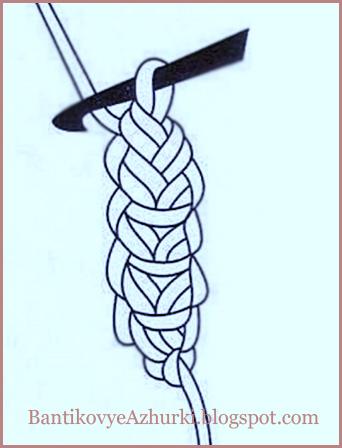 как-крючком-связать-шнур