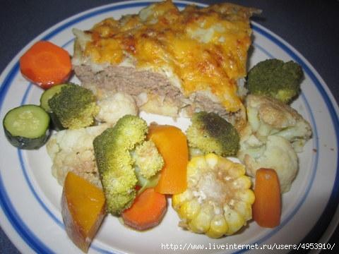 Картофельная лазанья с запечёнными овощами (480x360, 110Kb)