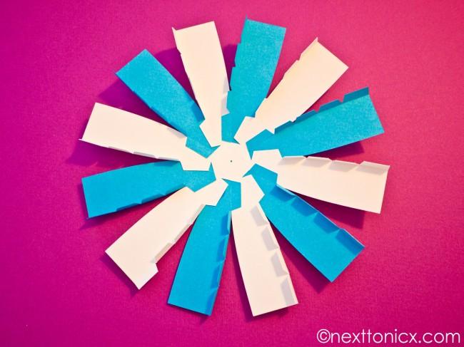 Как сделать кружки из бумаги