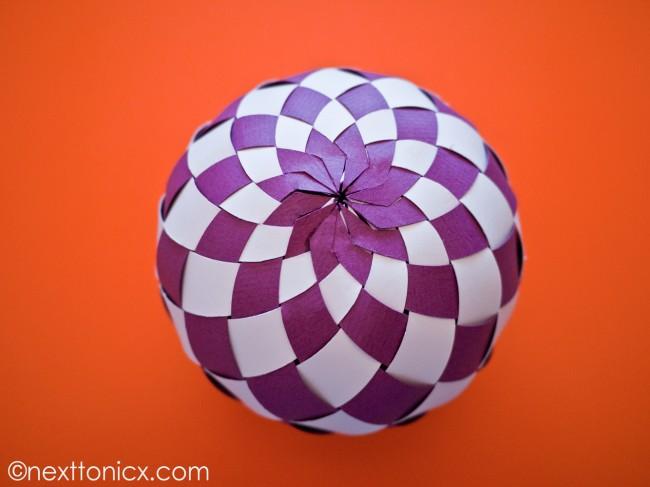 Фото как сделать шарики из бумаги своими