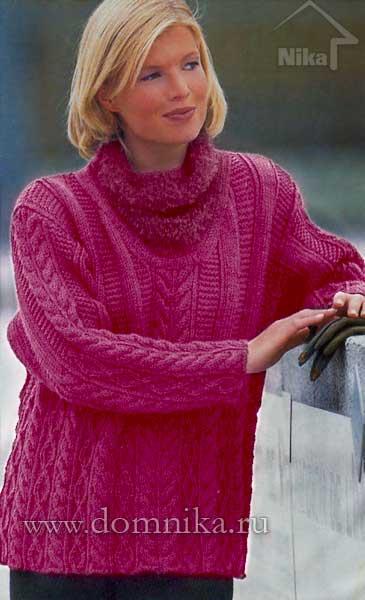 меланжевые джемпера свитера