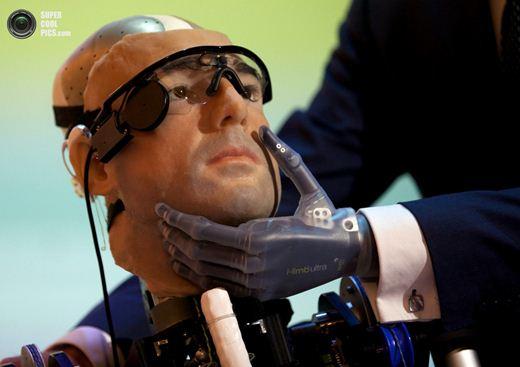 Первый в мире «бионический человек». Фотографии, видео