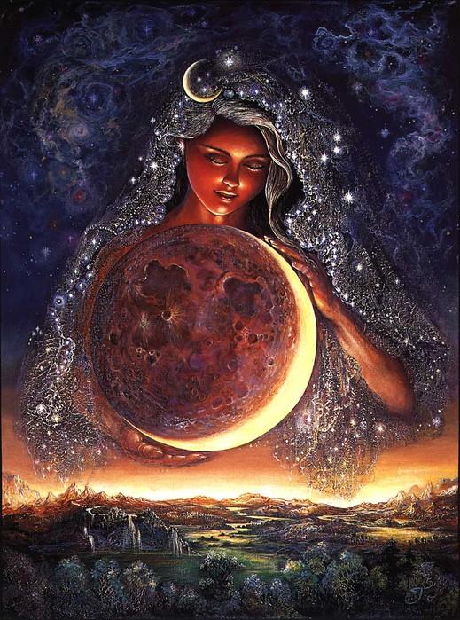 Богиня планет (519x700, 158Kb)