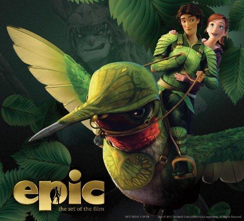 Эпик / Epic. Премьера РФ: 30 мая 2013 год.