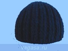 шапки мужские /5156954_chernaya (240x180, 20Kb)