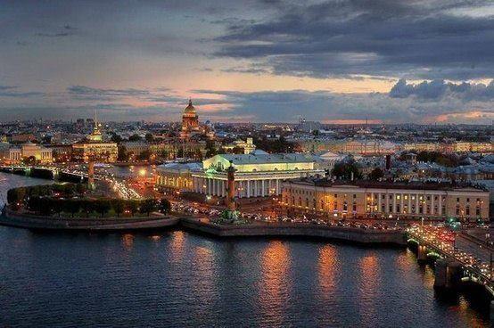 Ночной Санкт-Петербург (554x368, 45Kb)