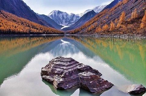 Озеро Маашей, Алтай, Россия (480x317, 50Kb)