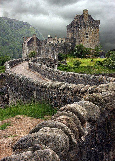 Шотландия. Суровая красота (457x640, 116Kb)