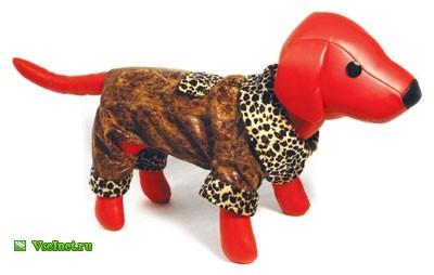 Комбинезон для собак теплый леопардовый 5615050 (400x254, 22Kb)