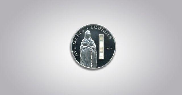 деньги Серебряная монета со святой водой (640x334, 11Kb)