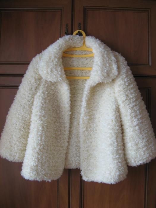 Вязание из alize furlana для девочек