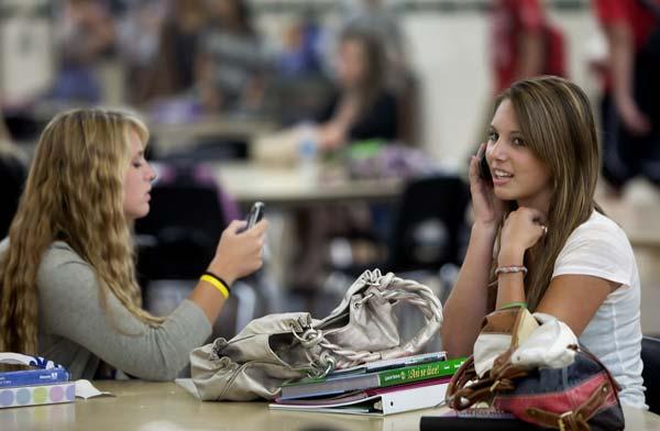 Без звонка не прожить и дня… Человек и современные мобильные технологии.
