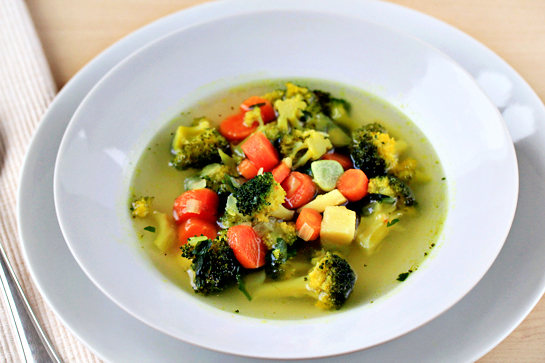 Диетические рецепты супа с фото
